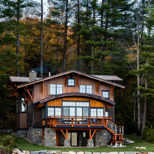 Piseco Lake Residence- Exterior