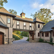 Traditional Exterior by Sun Mountain, Inc.
