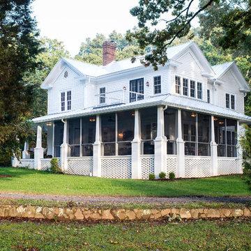 Pittsboro Addition + Renovation
