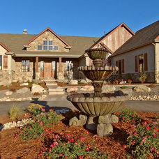 Traditional Exterior by PJL Custom Homes