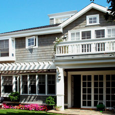 Traditional Exterior by PK Architecture; Phillip Kudelka