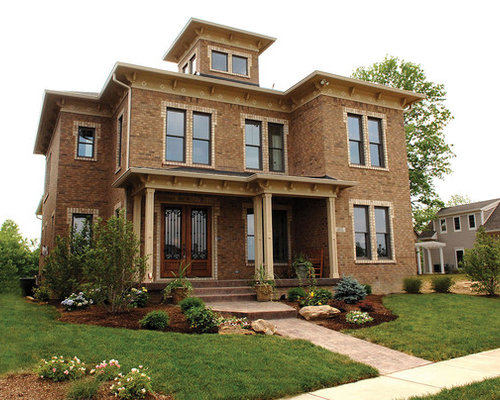 Brick Window Trim Home Design Ideas Pictures Remodel And Decor