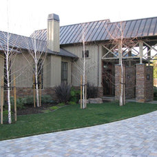 Traditional Exterior by Bill Fry Construction - Wm. H. Fry Const. Co.