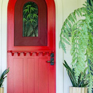 Plantation Craftsman Cottage in Kailua