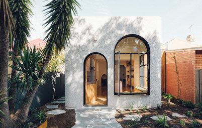 Houzz Австралия: Кухня, которую пристроили маленькому дому