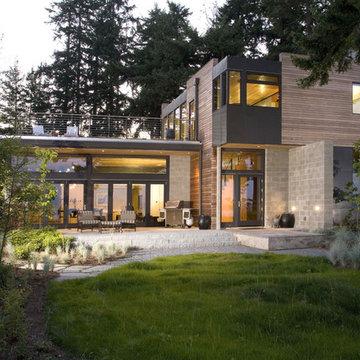 Platinum House - exterior