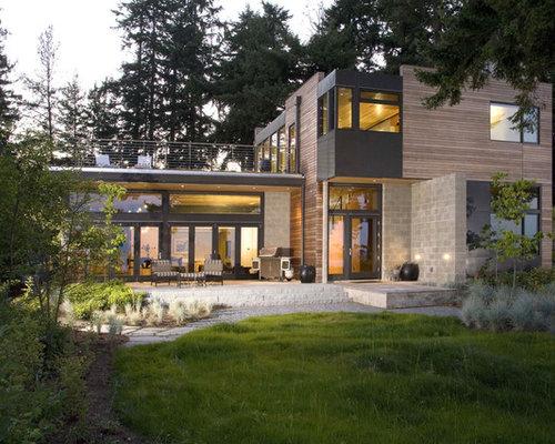 Parapet Roof | Houzz