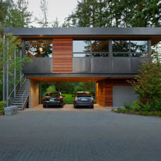 Modern Exterior by Coates Design Architects Seattle