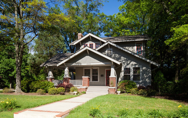 Craftsman Exterior by stirling group inc