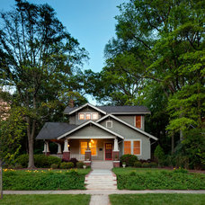 Craftsman Exterior by Studio H