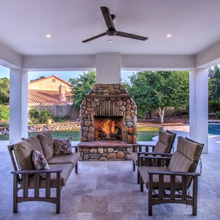 Pleasing and Peaceful Patio