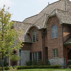 Traditional Exterior by Ressler Design, Inc.