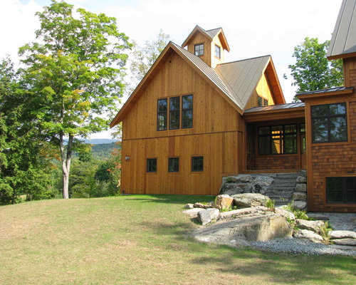 Rustic James Hardie Fiber Cement Siding Home Design Ideas