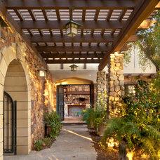 Traditional Exterior by HartmanBaldwin Design/Build