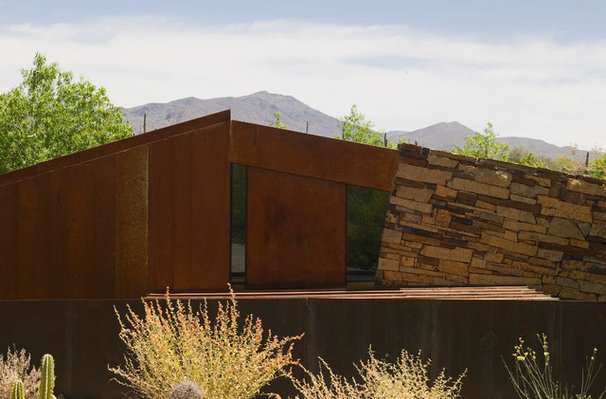 Modern Exterior by 180 degrees