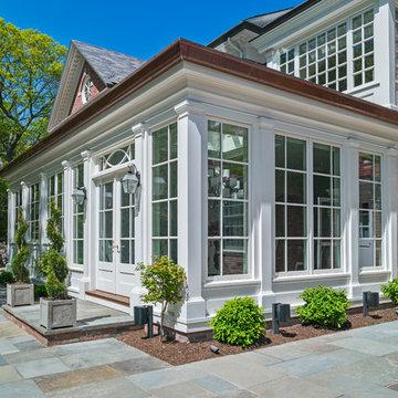 Pond Road, Wellesley MA - Addition & Renovation