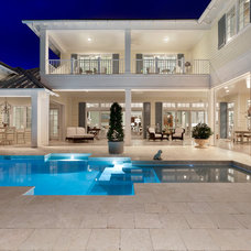 Tropical Exterior by Weber Design Group, Inc.