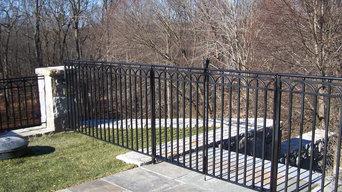 Pool fence - Greenwich