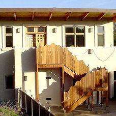Contemporary Exterior by W. David Seidel, AIA - Architect