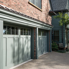 Traditional Exterior by MainStreet Design Build