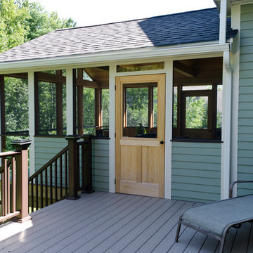 Porch - Traditional - 1