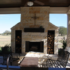 Traditional Exterior by Mill Creek Custom Homes