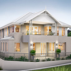 Contemporary Exterior by Wishlist Homes