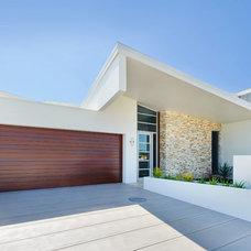 Contemporary Exterior by SMB Interior Design