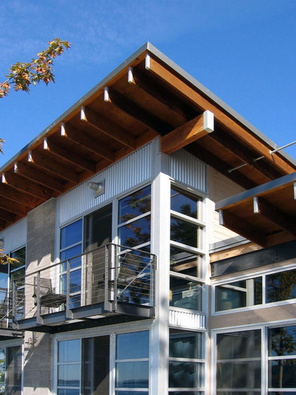 Industrial Exterior by Michael Knowles, Architect