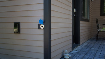 Port Townsend Custom Contemporary with House Hydrant