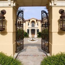 Mediterranean Entry by Nasrallah Architectural Group, Inc.