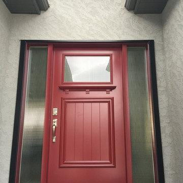 Portatec Doors - Nanton