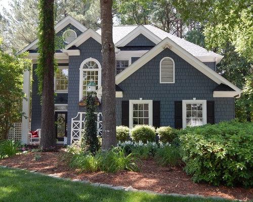 Granite Peak Exterior Home Design Ideas Remodels Photos
