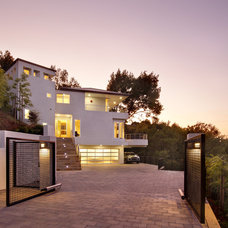 Contemporary Exterior by Bernard Andre Photography