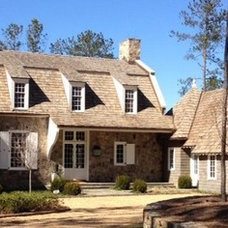 Traditional Exterior by Bill Ingram Architect, LLC