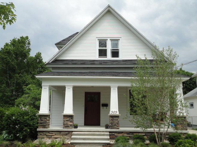 Traditional Exterior by Grantham Building and Remodeling