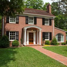 Traditional Exterior by Distinctive Design / Build / Remodel, LLC.