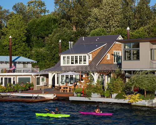 Portland floating home Portland floating homes