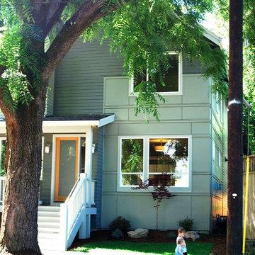 Portland Infill House