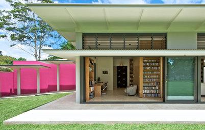 Houzz Tour: A Home Designed to Make Work a Pleasure