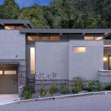 Modern Exterior by Tim Barber LTD Architecture & Interior Design