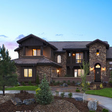 Contemporary Exterior by Celebrity Communities