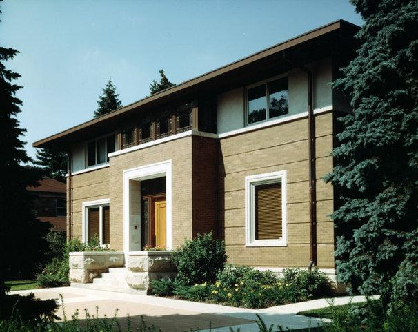 Contemporary Exterior by Nicholas Design Collaborative