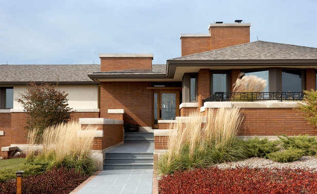 Craftsman Exterior by Gibbons, Fortman & Associates, Ltd.