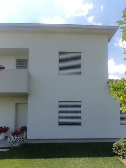 Casa preang una palazzina anni 70 ristrutturata e resa for Ristrutturazione casa anni 70