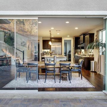 Premier Frameless Folding Doors Vista, San Diego California