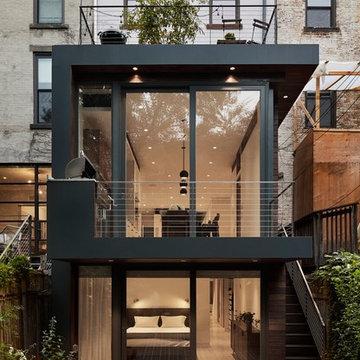 President St Residence: A Craft-Forward Minimalist Home