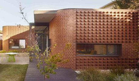 Как правильно: Красивые фасады из кирпича