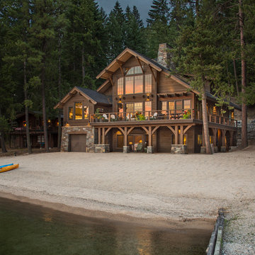 Priest Lake Cabin