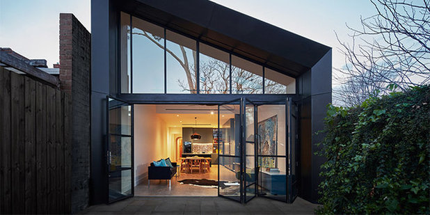 Contemporary Exterior by Jane Cameron Architects